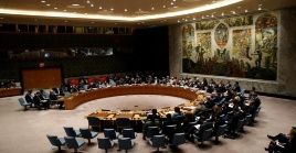 """La resolución aprobada por unanimidad reclama un """"cese de las hostilidades general e inmediato"""" en todos los conflictos que figuran en la agenda del Consejo de Seguridad."""