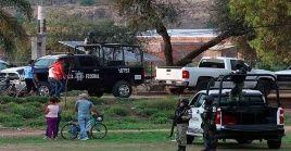 Guanajuato se ha mantenido desde 2019 como el estado mexicano con más homicidios dolosos.