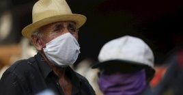 La capital Bogota sigue siendo el epicentro de la pandemia en Colombia.