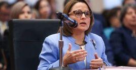 La ahora exsecretaria de Justicia de Puerto Rico había asumido el cargo en agosto de 2019.