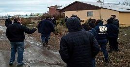 """""""En base a la primera declaración indagatoria y por el trabajo de Criminalística hemos logrado encontrar el cuerpo"""", indicó el juez local,Carlos Narvarte."""