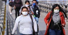 Bogotá continúa siendo el epicentro del virus en la nación, reportando36.554 casos positivos.