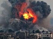 Los golpes aéreos y de artillería sionistas sobre la Franja de Gaza durante la Operación Margen Protector, dejaron miles de víctimas mortales.