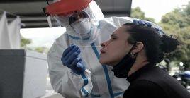 El país centroamericano alcanzala mayor cifra de contagios diarios por coronavirus.