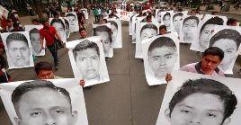 """La ruptura del """"pacto del silencio"""" entre autoridades contribuirá a esclarecer la verdad sobre lo sucedido en 2014 en Ayotzinapa."""