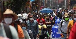 De acuerdo al boletín diario del ente de Salud, el número de contagios subió a 289.174 casos.