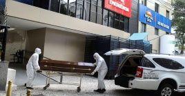 La nación suramericana es el foco del virus en América Latina y se mantiene como el segundo país con más contagios y fallecimientos del virus, solo superado por Estados Unidos (EE.UU.)