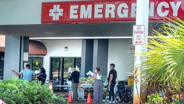 Florida se ha convertido en epicentro de la pandemia en EE.UU. al registrar este jueves un récord de 156 muertos y casi 14.000 infectados.