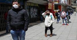 La localidad más afectada por la Covid-19 en la nación continúa siendo la capital, Bogotá.