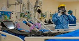 El incremento de contagios de coronavirus en la capital de Ecuador ha ido creciendo durante las últimas semanas y pone en tensión a su red hospitalaria.