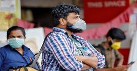 El estado más afectado del país es Maharashtra que posee un total de 327.031 casos confirmados.