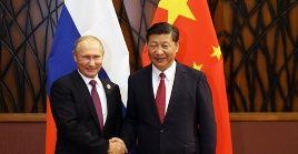 Las relaciones entre Rusia y China se consideran un ejemplo de cooperación a escala mundial.