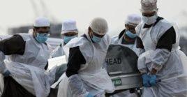 Sudáfrica se mantiene como el país más afectado en el continente con 420 mil contagios y más de 6 mil 300 fallecidos.