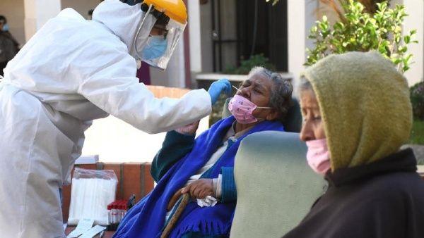 Ante el auge de la propagación de la enfermedad en Bolivia, Cuba cedió el uso del edificio en favor de los pacientes, pese a la arbitrariedad de la conducta del Gobierno de facto boliviano, y a que la Mayor de las Antillas no renuncia a la titularidad del inmueble.