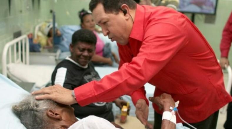 Barrio Adentro fue otra de las misiones que surgieron por voluntad de Hugo Chávez. La misma se encarga de garantizar acceso a la salud.