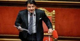 """El primer ministro italiano aseguró que la prórroga es """"inevitable"""" y parte sobre la base de """"evaluaciones""""."""