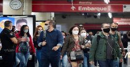 El primer caso de coronavirus descubierto en Brasil corresponde a un brasileño proveniente de Italia.