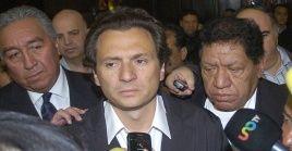 La audiencia al exdirectivo de Pemex se desarrolló por videoconferencia pues Lozoya, de 45 años, fue hospitalizado tras llegar extraditado desde España.