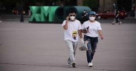 Las autoridades de salud mexicanas registraron 639 nuevos fallecidos y 7.730 nuevos casos en las últimas 24 horas.