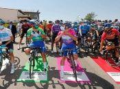 La Vuelta a Burgos tiene un recorrido total de 796 Kilómetros y cinco etapas.