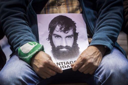 Maldonado fue visto por última vez durante el violento desalojo de Gendarmería de una protesta en la comunidad indígena mapuche.