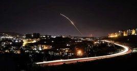 Israel, desde el pasado enero ha realizado más de seis ataques aéreos contra Siria.