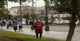Con una cifra cercana a los 32 millones de habitantes, Perú es el tercer país de la región más afectado por el coronavirus.