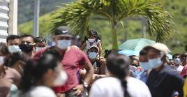 Alrededor de 18.7 millones de personas se han contagiado de la Covid-19 desde el inicio de la pandemia.