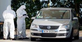 La incidencia acumulada de Covid-19 en Alemania aumentó en 6,1 casos por 100.000 habitantes.
