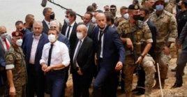 """""""El Líbano no es un protectorado francés"""", afirmó el PCF en un comunicado oficial."""