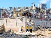 La explosión del martes en Beirut ha dejado un saldo de al menos 154 fallecidos y cerca de 5.000 heridos.