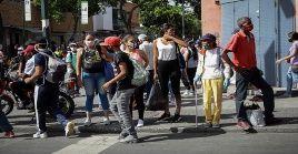 Más de la mitad de las personas contagiados de la Covid-19 en Venezuela se ha recuperado de la enfermedad.