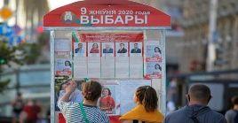 Alrededor de siete millones de bielorrusos están convocados a participar en estos comicios presidenciales.