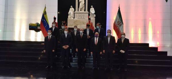 Irán y Venezuela celebran aniversario de relaciones diplomáticas
