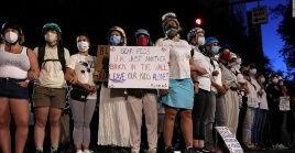 Los manifestantes de Portland se han opuesto además a la presencia en esa ciudad de agentes federales.