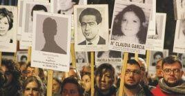 La Asociación de expresos políticos de Uruguay (Crysol) ha demandado de modo reiterado que se juzguen los crímenes de la dictadura militar.