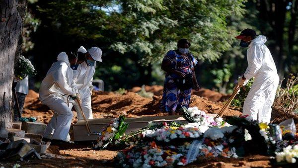 El número total de decesos alcanzó los 104.201, aunque la cifra podría ser superior ya que existen 3.454 muertes bajo investigación.