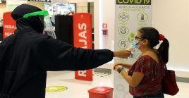 Las autoridades sanitarias llamaron a evitar aglomeraciones para cortar la propagación del nuevo coronavirus.