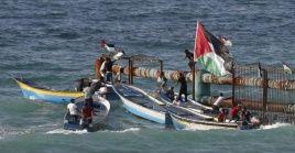 El ministro israelí de Defensa, Benny Gantz, ordenó cerrar por completo la zona de pesca frente a la costa de Gaza.