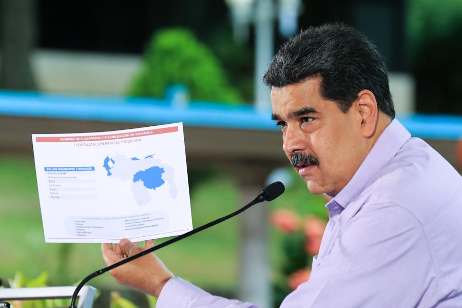 El presidente instó a los ciudadanos a continuar con el cumplimiento de los protocolos para mitigar los efectos de la pandemia.