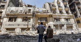 Las obras arquitectónicas desplomadas en Egipto requerían de restauraciones que no fueron cumplidas a tiempo.