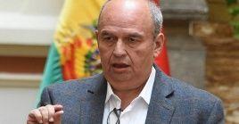 """""""Hay un grupo denominado Resistencia de las Pititas que pusieron dinamita en la COB"""", declaró Murillo."""