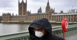 El mayor incremento de contagios se localiza en el norte de Reino Unido.