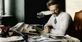 Trotski fue asesinado hace 80 años en México, a manos de un espía de Stalin.