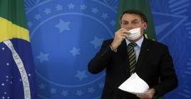 Periodistas y representantes de partidos políticos repudiaron la amenaza del mandatario brasileño al reportero.