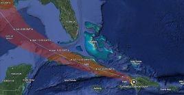 Laura llegó a Cuba por el este con vientos de hasta 146 km por hora y olas de más de 3 metros en la localidad de Maisí, Guantánamo