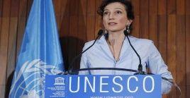 De acuerdo con Audrey Azoulay, la Unesco trabajará para garantizar que la educación y la cultura sean prioridad en los esfuerzos de reconstrucción de Beirut.