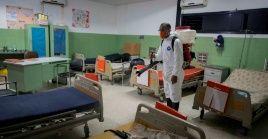 Venezuela acumula un total de 40.338 contagios confirmados de la Covid-19 con 337 fallecimientos.