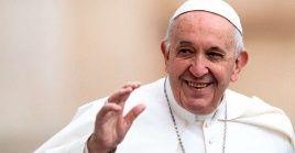 """El papa Francisco se refirió al contexto internacional como """"desolador""""."""