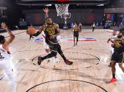 Los jugadores de la NBA habían detenidosus actividadesdeportivas en señal de protesta por una nuevaagresión policial contra un hombre negro en EE.UU.